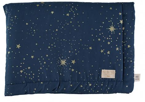 Nobodinoz - Couverture Gold Stella/night Blue