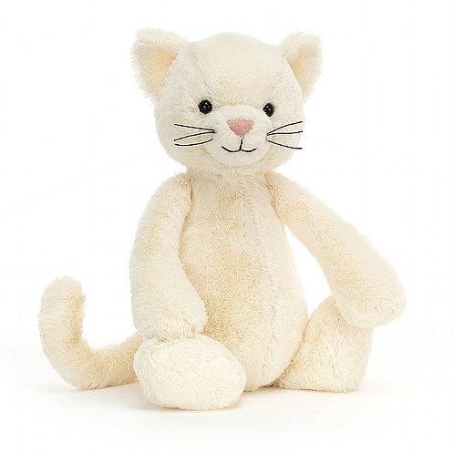 Jellycat - Chat crème