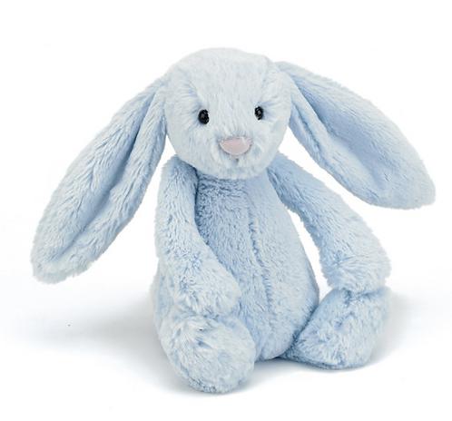 Jellycat - Bashful bunny bleu layette