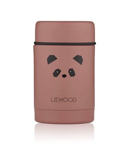 Thermos panda blush