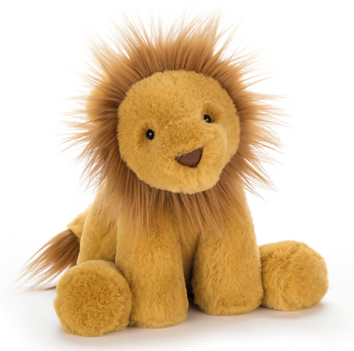 Jellycat - Smudge lion