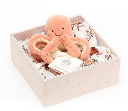 Jellycat - Coffret cadeau Octopus