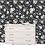 Thumbnail: Papier peint - fleurs fond sombre