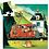 Thumbnail: Puzzle 16 pces Camion de pompier