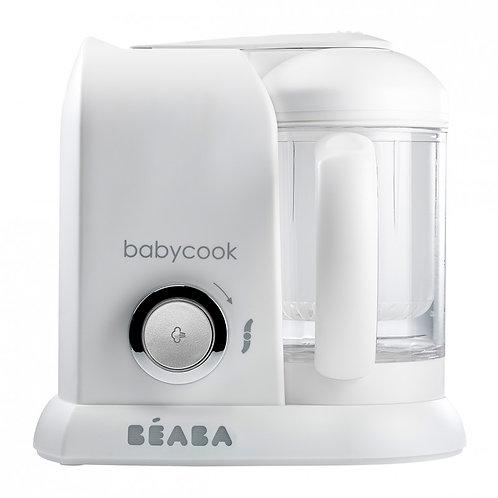 Beaba - Babycook Solo white silver