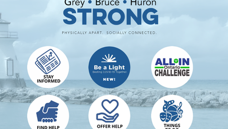GBHStrong Re-launched with exciting virtual events, classes, contests, & a New Years Eve celebration