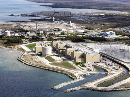 Bruce Power Seeks Innovation with Ontario Start-Up Company