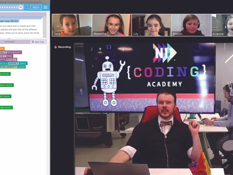 Nuclear Innovation Institute and NPX Partner to Launch the NII Coding Academy for Local Students