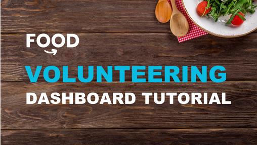 Food Bruce Grey - Volunteering Tutorial.