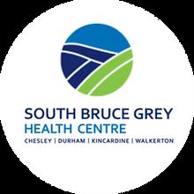 South Bruce Grey Health Centre Button.pn