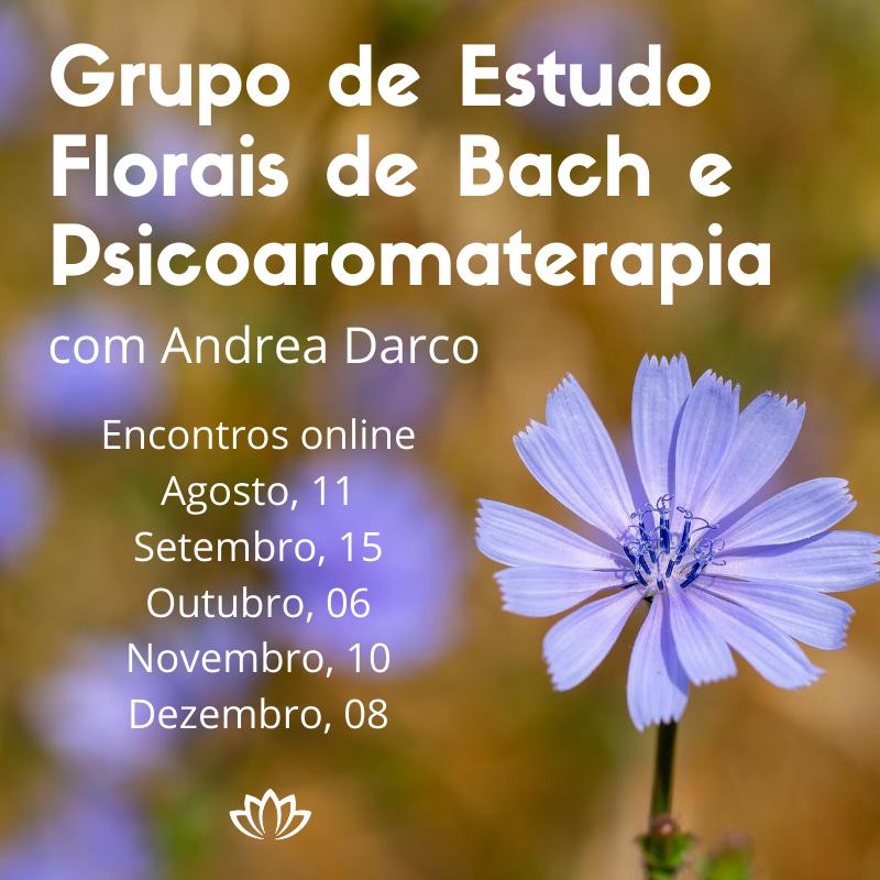 Grupo de estudo em Florais de Bach