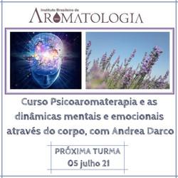 IBRA - Psicoaromaterapia e as Dinâmicas