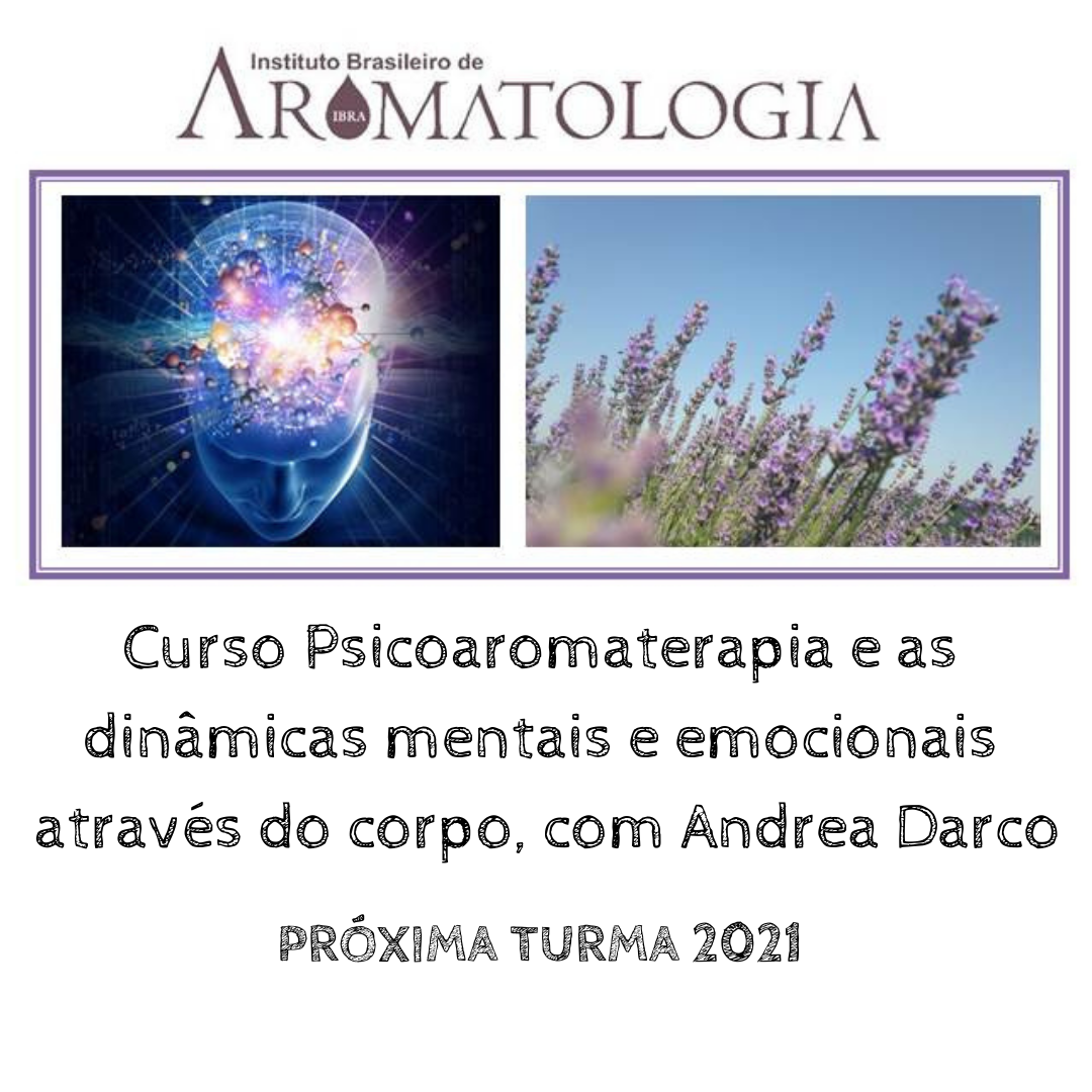 IBRA - Psicoaromaterapia e as Dinâmicas