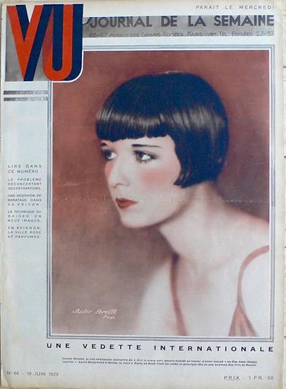 Louise Brooks Vu Magazine June 1929