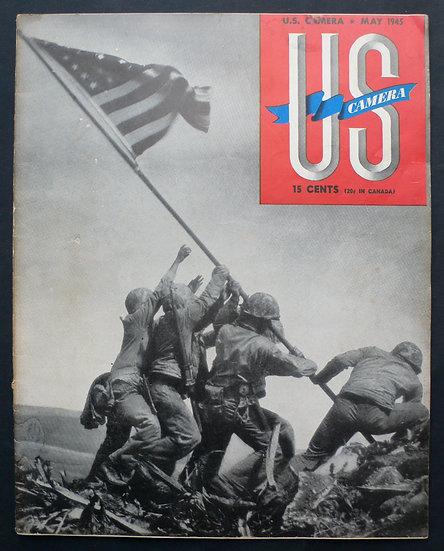 Joe Rosenthal Iwo Jima U.S. Camera May 1945