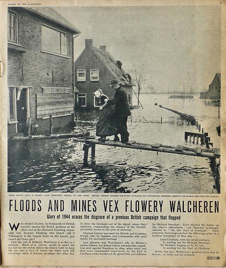 walcheren No.5 A.F.P.U. Bert Hardy