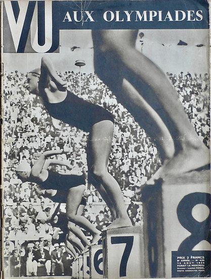 Jesse Owens Berlin Olympics 1936 VU