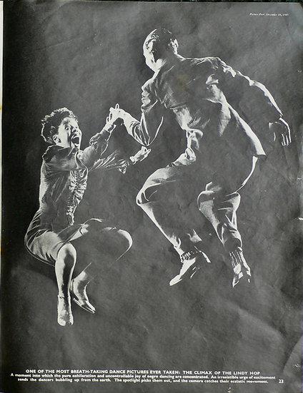 lindy hop gjon mili willa mae ricker picture post 18th december 1943