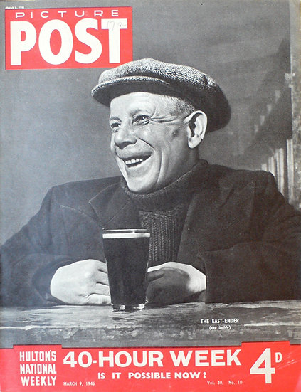 Bill Brandt Doomed East End Picture Post 1948