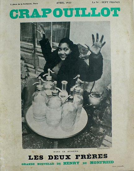 Henri Cartier Bresson Crapouillot Avril 1933
