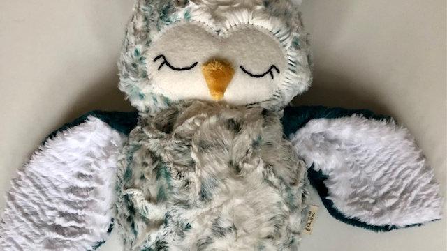 Wee Little Snowy Owl