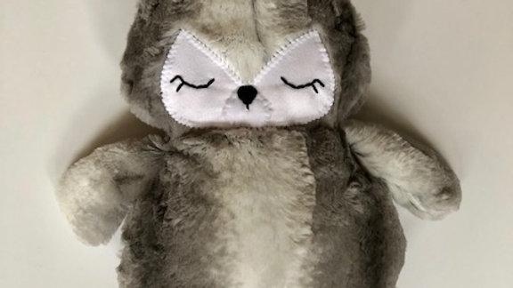 Wee Little Silver Fox