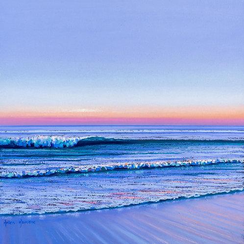 Original | 'Nocturnal Shore I' Western Australia coastline