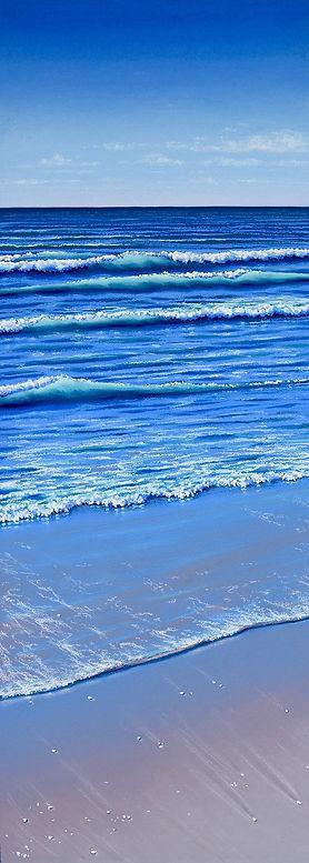 Free Spirit, Port Hedland by Helen Komene, Australian artist