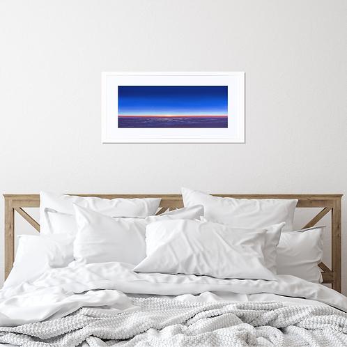Framed Print     'Cusp of Sunrise' Pretty Pool, Port Hedland, Pilbara, WA