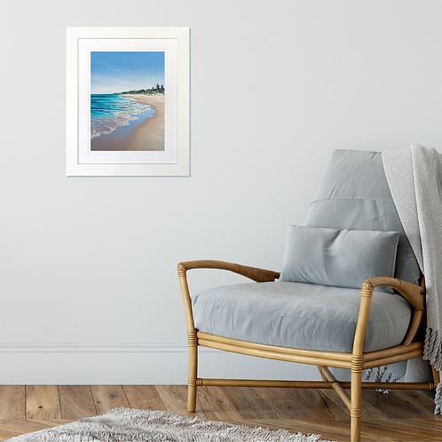 Original   'A Quiet Place' Cottesloe Beach, Perth, WA