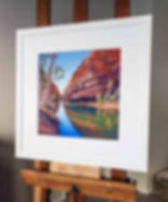 Helen Komene Art - Reverie Hamersley Gor