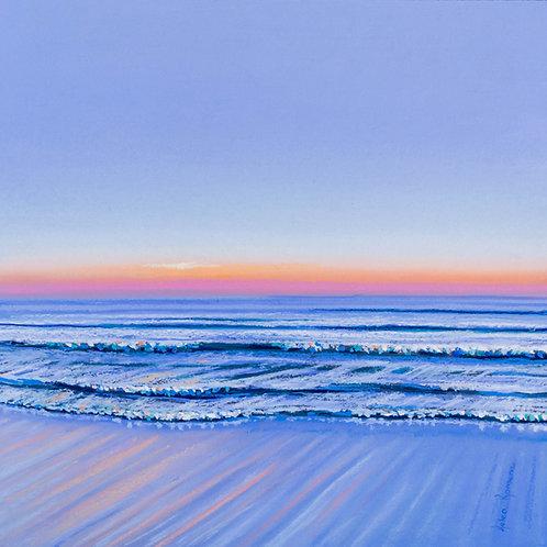 Original   'Nocturnal Shore II' Western Australia coastline