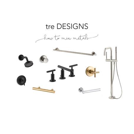 tre Tips - How To Mix Metals