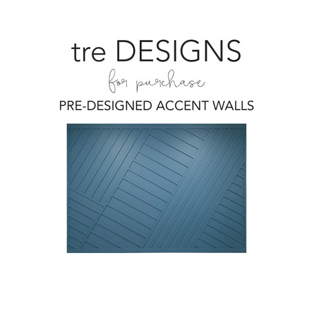 tre Designs - Accent Wall Millwork