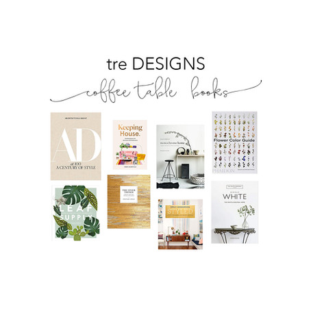 Friday Finds - Coffee Table Books