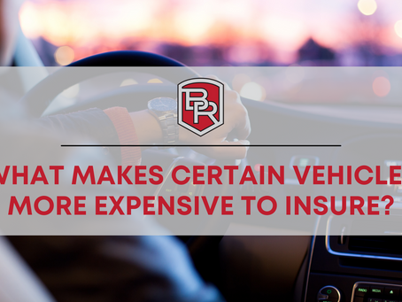What Makes Certain Vehicles More Expensive to Insure?