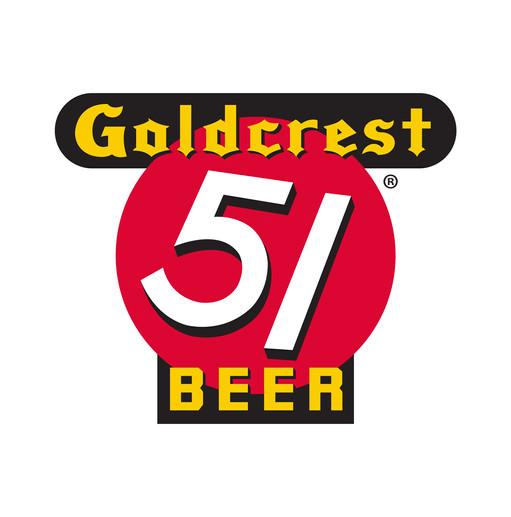 goldcrest beer logo