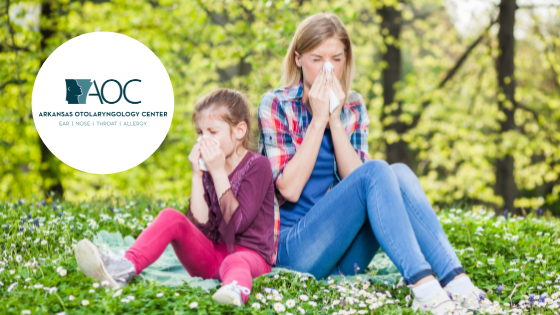 Most Common Springtime Allergies and Their Sources | Little Rock Allergy
