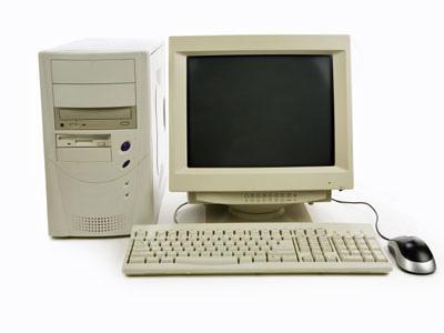 Desktop Computer Photo by Jeff Dray