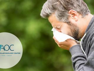 Prepping for Spring Allergies | Arkansas Otolaryngology Center