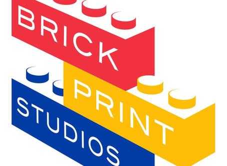 Logo Creation: Brick Print Studios