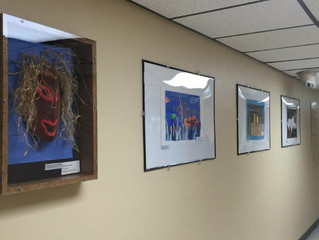 NARMC Displays Local Art Projects