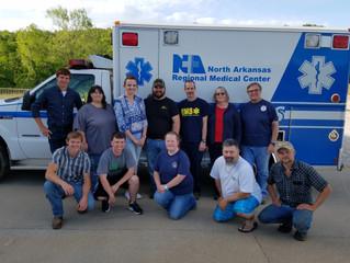 NARMC EMS Educates Community