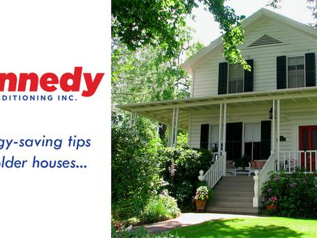 Energy Preservation Tips for Older Homes