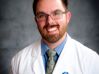 Josh Bright, Pharm.D. Named Distinguished Young Pharmacist