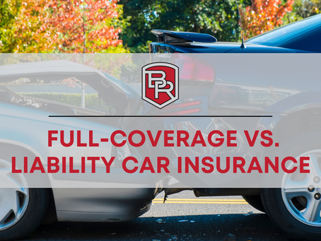 What's the Difference Between Full-Coverage and Liability Car Insurance?