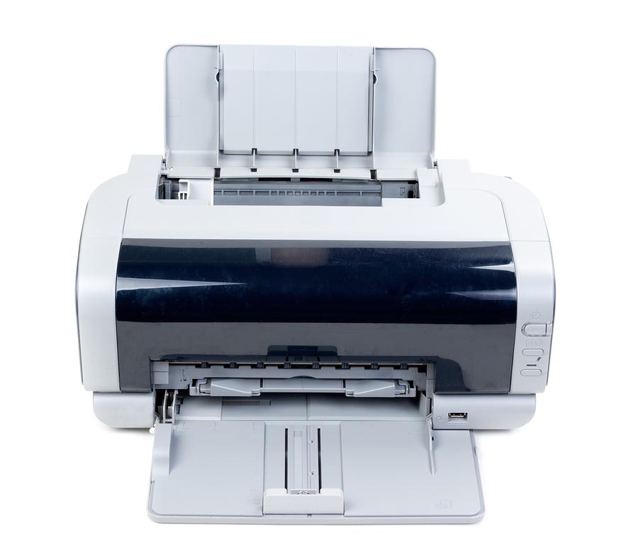 bigstock-Old-Inkjet-Printer-39203161