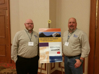 """NARMC Paramedics Attend """"Gathering of the Eagles"""" conference in Dallas, Texas"""