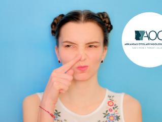 Why Do I Get Nosebleeds? | Little Rock ENT