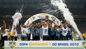 Nove vezes: Grêmio é o clube que mais chegou à final da Copa do Brasil